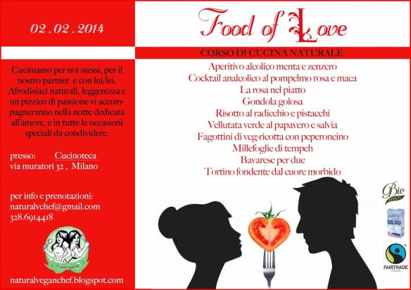 locandina food of love